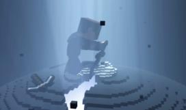 Minecraft Rompiendo Tierra